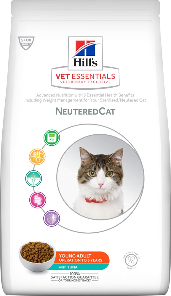 hills veterinärfoder katt